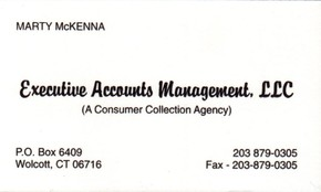 Click to see Executive Accounts Management Details